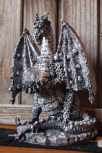 dragon figurine